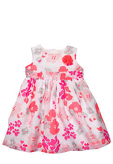 Carter's Floral Empire Dress