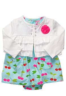 Carter's 2-Piece Cherry Dress Set