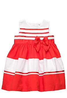 Carter's Striped Dress Me Up Set
