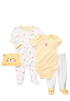 Carter's Kitty Print 4-Piece Sleep Set