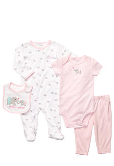 Carter's 4-Piece Elephant Set