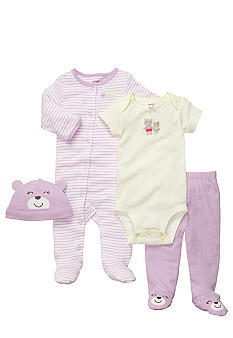 Carter's 4-Piece Bear Set