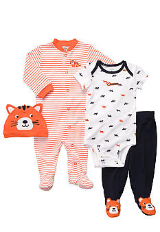 Carter's 4-Piece Tiger Set