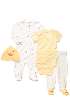 Carter's 4-Piece Duck Set