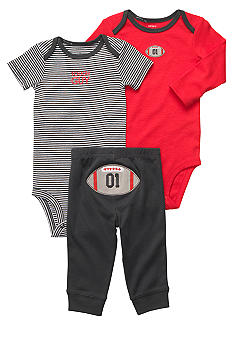 Carter's 3-Piece Football Pant Set