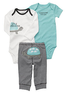 Carter's 3-Piece Turtle Pants Set