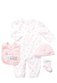 Carter's 4-Piece Bird Set