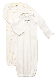 Carter's 2-Pack Duck Gowns