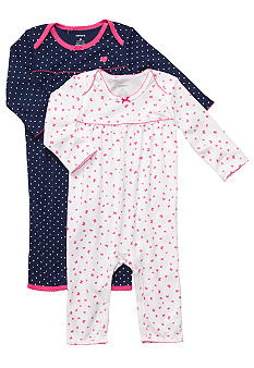 Carter's 2-Pack Coveralls
