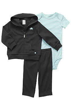 Carter's 3-Piece Turtle Cardigan Set