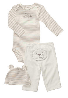 Carter's 3-Piece Bear Pants Set