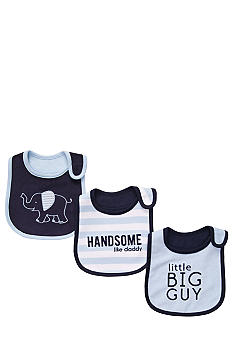 Carter's 3-Pack Teething Bibs