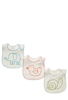 Carter's 3-Pack Animal Teething Bibs