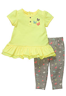 Carter's Butterfly Pant Set