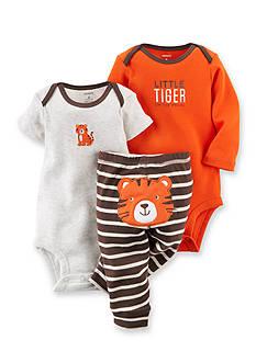 Carter's 3-Piece Tiger Bodysuits and Pant Set