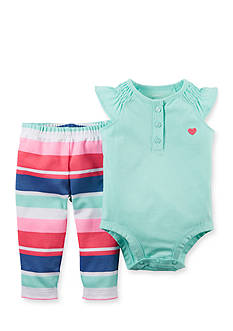 Carter's 2-Piece Bodysuit and Pants Set