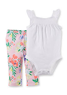Carter's 2-Piece Floral Pants Set