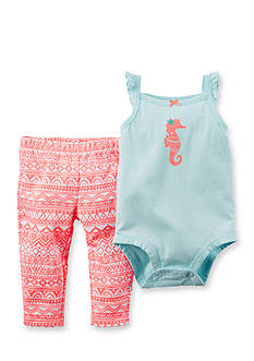 Carter's 2-Piece Tribal Print Pant Set