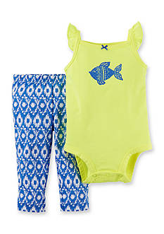 Carter's 2-Piece Geo Print Pant Set