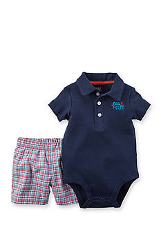 Carter's 2-Piece 'Little Mate' Short Set