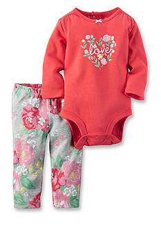 Carter's 2-Piece Bodysuit & Pants Set
