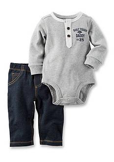 Carter's 2-Piece Bodysuit & Pants Set