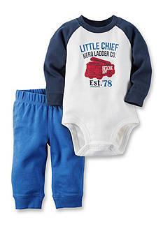 Carter's 2-Piece Bodysuit and Pants Set