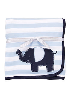 Carter's Elephant Cuddle-Me Blanket