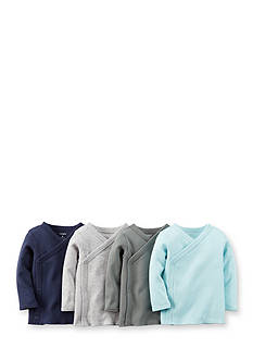 Carter's 4-Pack Striped Bodysuits