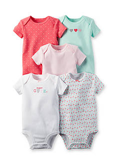 Carter's 5-Pack Assorted Bodysuits