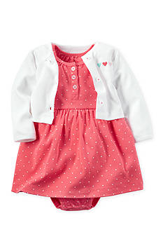 Carter's 2-Piece Cardigan and Dress Set