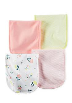 Carter's 4-Pack Big Burp Cloths