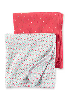 Carter's 2-Pack Swaddle Blanket