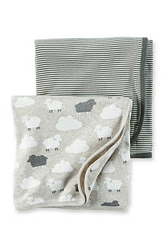 Carter's 2-Pack Swaddle Blankets