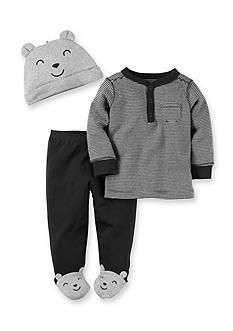 Carter's 3-Piece Bear Pajama Set