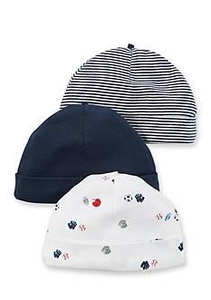 Carter's 3-Pack Sport Caps