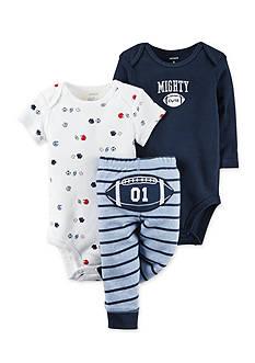 Carter's 3-Piece Football Pants Set