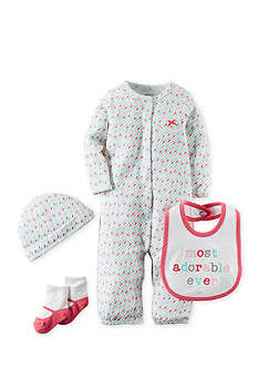 Carter's 4-Piece Geo Pajama Set