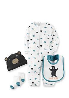 Carter's 4-Piece Bear Pajama Set