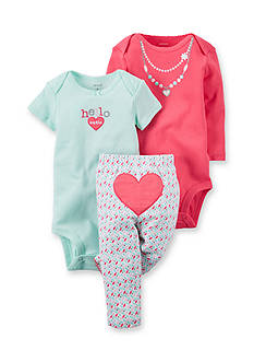 Carter's 3-Piece 'Hello Cutie' Pant Set