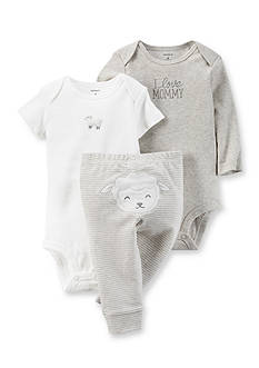 Carter's 3-Piece Lamb Pant Set
