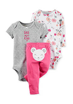 Carter's 3-Piece Mouse Bodysuit & Pants Set