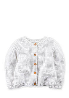 Carter's Button Front Sweater