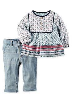 Carter's 2-Piece Tunic & Jeans Set