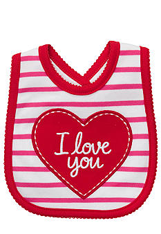 Carter's I Love You Bib