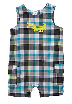 Carter's Plaid Romper