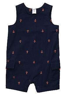 Carter's Anchor Sunsuit
