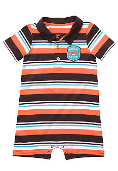 Carter's Stripe Polo Romper