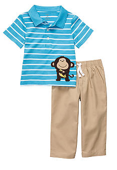 Carter's® Monkey 2-Piece Pant Set