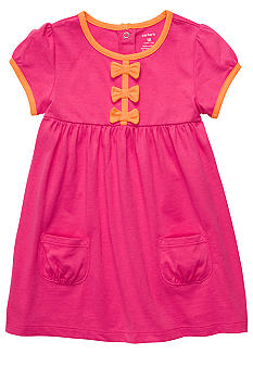 Carter's 2-Piece Pink Bow Dress Set